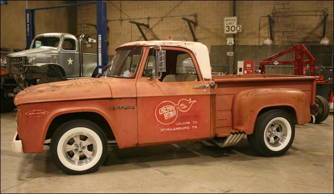 1964 Dodge Truck Sweptline Truck