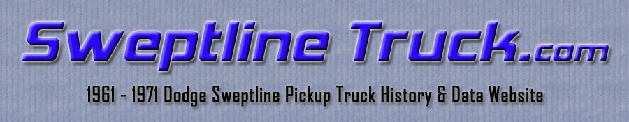 Sweptline Truck Banner